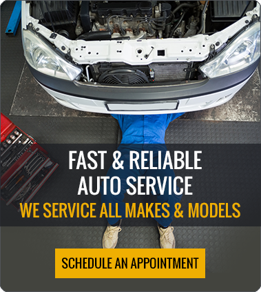 Repair & garage facilities in Vernon, CT